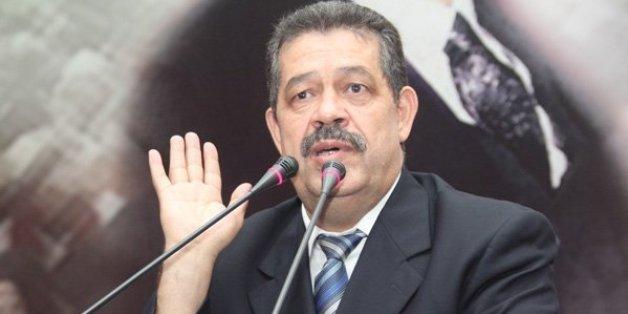 Hamid Chabat, secrétaire général de l'Istiqlal