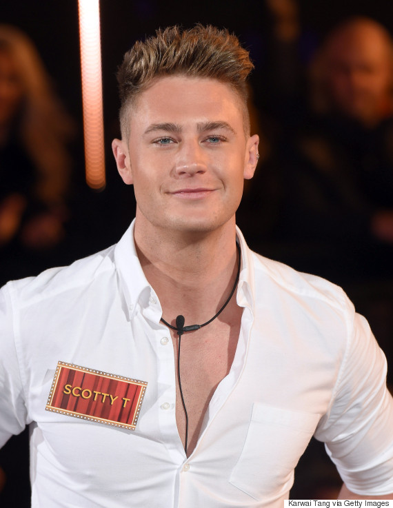 scotty t celebrity big brother