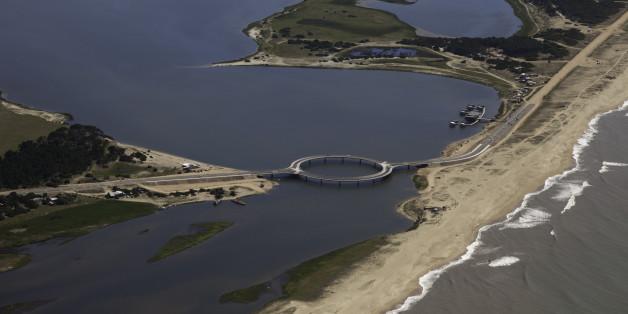 Ce pont fait tourner la tête des automobilistes