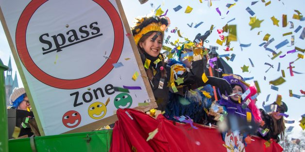 So will Köln an Karneval Frauen vor Sex-Übergriffen schützen