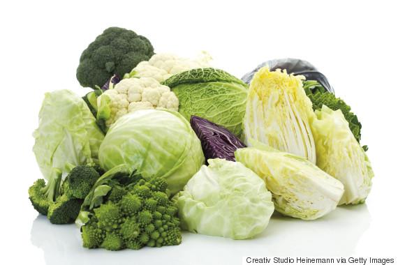 cauliflower brocolli
