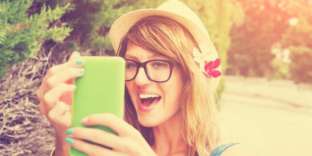 Man sollte nicht jedes Selfie posten - das ist für die eigene Beziehung manchmal einfach besser