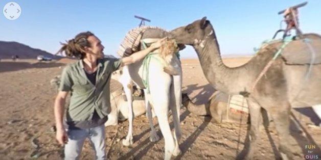 Ces vidéos à 360° tournées au Maroc