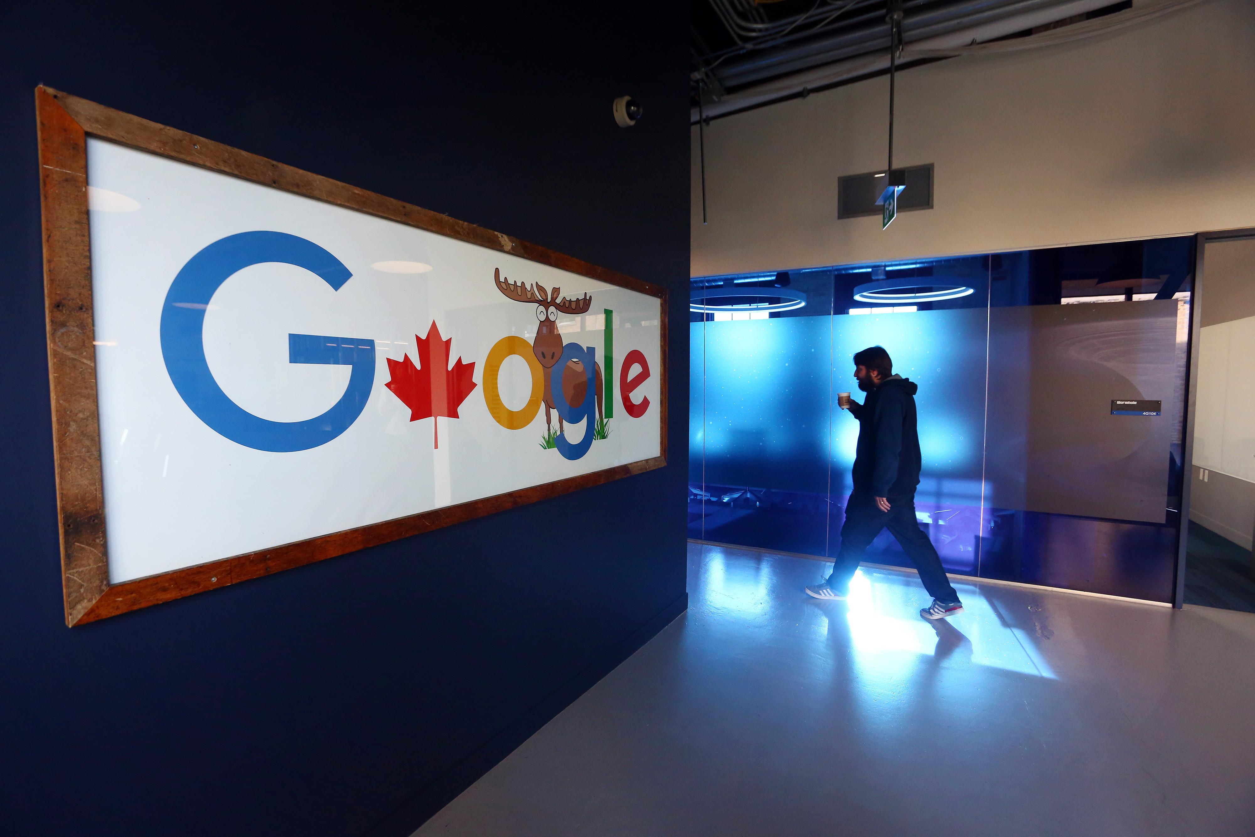 google alphabet canada
