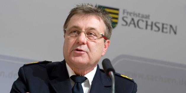 Leipzigs Polizeipräsident Bernd Merbitz