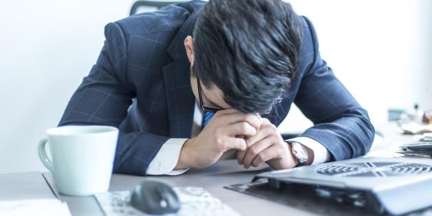Woran erkennt man einen Workaholic?