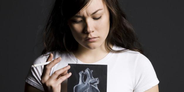 Herzrhythmusstörungen sind auch manchmal eine Folge des Lebensstils