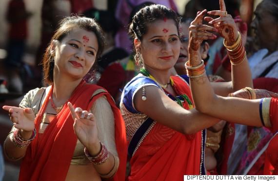 happy hindu
