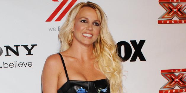 Britney Spears leidet für ihre Show