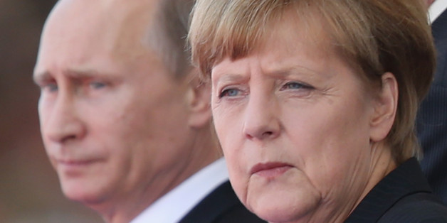 Experte: Putin will Merkel stürzen