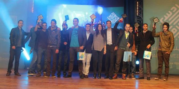Les gagnants de l'édition 2014 des Maroc Web Awards