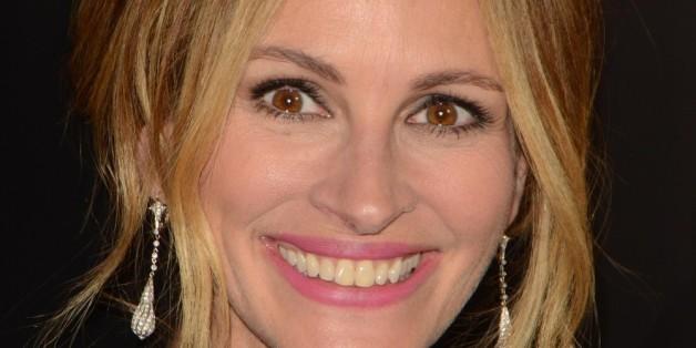 Julia Roberts hält nichts von Botox