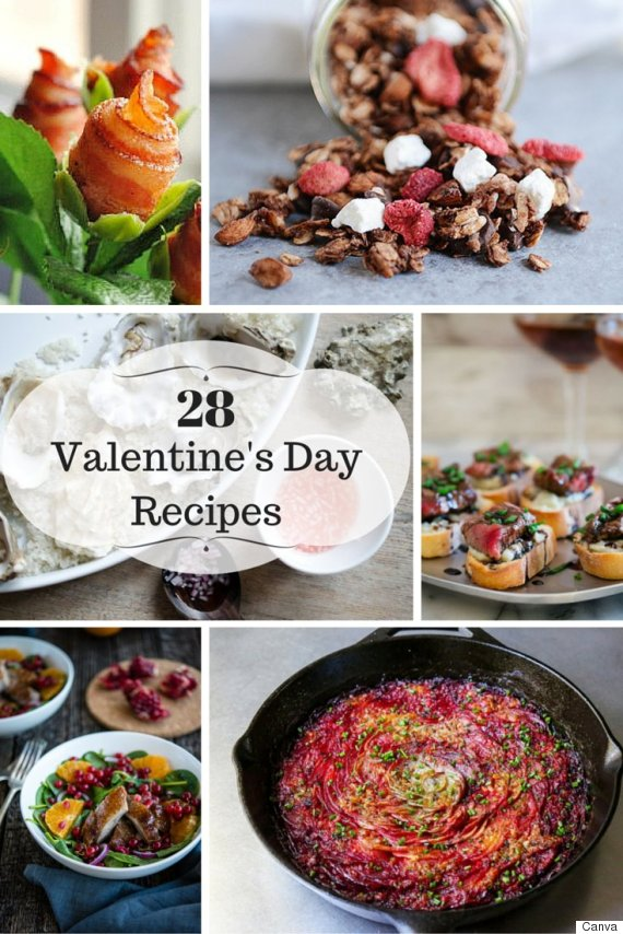 28 valentines day ideas for dinner or dessert to will impress your valentines recipes forumfinder Images