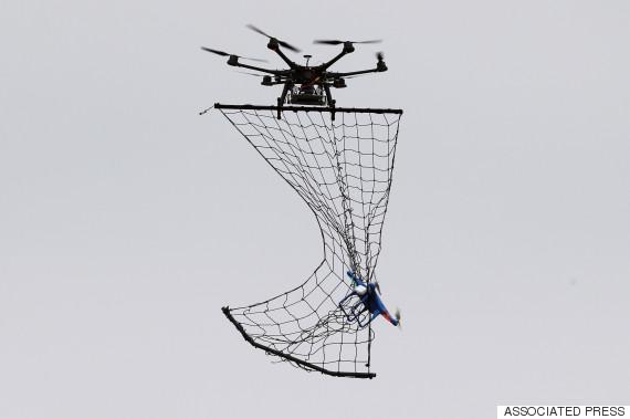 net drones