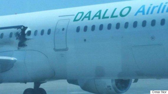 plane hole
