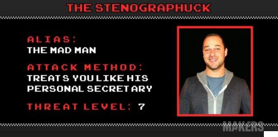 stenographuck