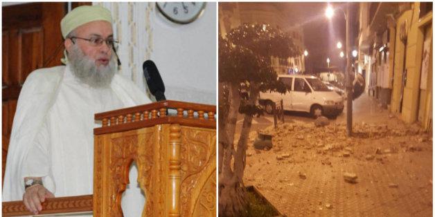 Le ministère des Habous demande des explications à l'imam qui a lié les tremblements de terre au Rif au trafic de drogue