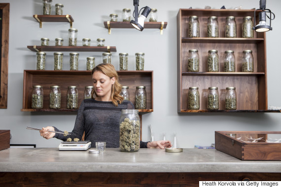 weed dispensary