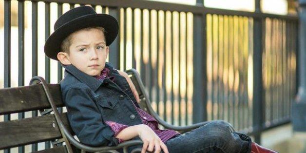어떻게 입어야 할지 모르겠다면, 이 6살 소년에게 한 수 배워라(사진)