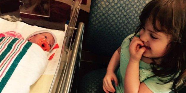 Molly und ihre Schwester