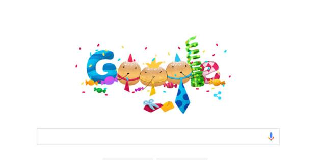 Google Doodle zur Weiberfastnacht