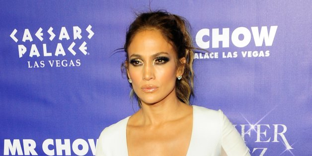 LAS VEGAS, NV - JANUARY 21:  Singer/actress Jennifer Lopez attends the after party for 'JENNIFER LOPEZ: ALL I HAVE' and the grand opening of Mr. Chow at Caesars Palace on January 21, 2016 in Las Vegas, Nevada.  (Photo by Steven Lawton/FilmMagic)