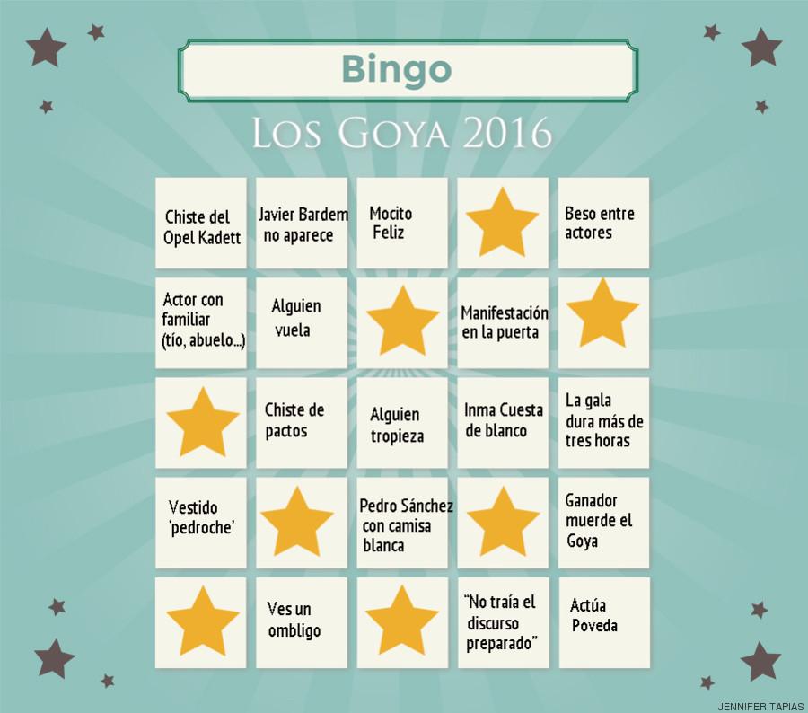 bingo goya 2