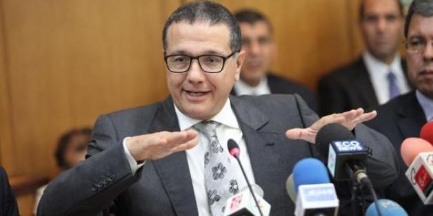 Mohamed Boussaïd, ministre de l'Economie et des finances.