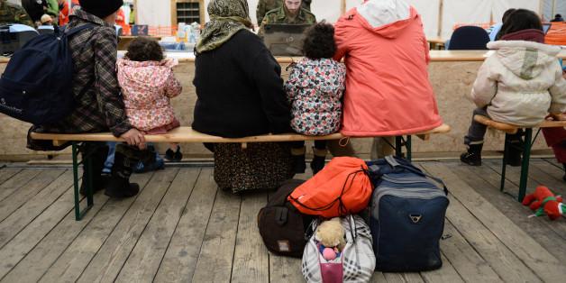 Symbolbild: Altmaier besucht Erdinger Wartezentrum für Flüchtlinge