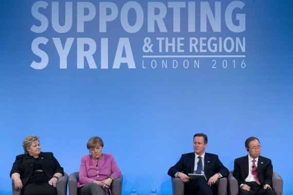 supporting syria and the region conference london
