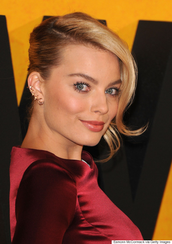 margot robbie wolf of wall street