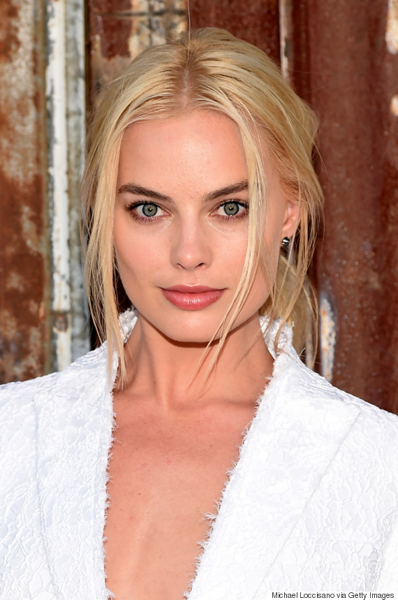 margot robbie new york city