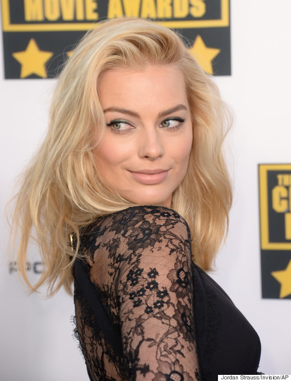 margot robbie critics choice