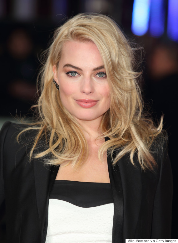 margot robbie london