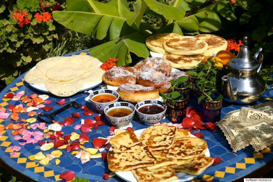 Restaurant Avec Menu Special Ramadan Marocain