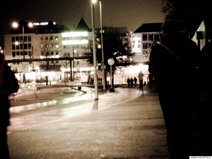 cologne dark street