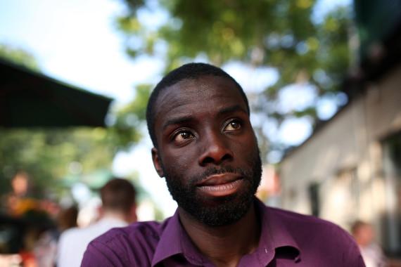desmond cole black lives matter toronto