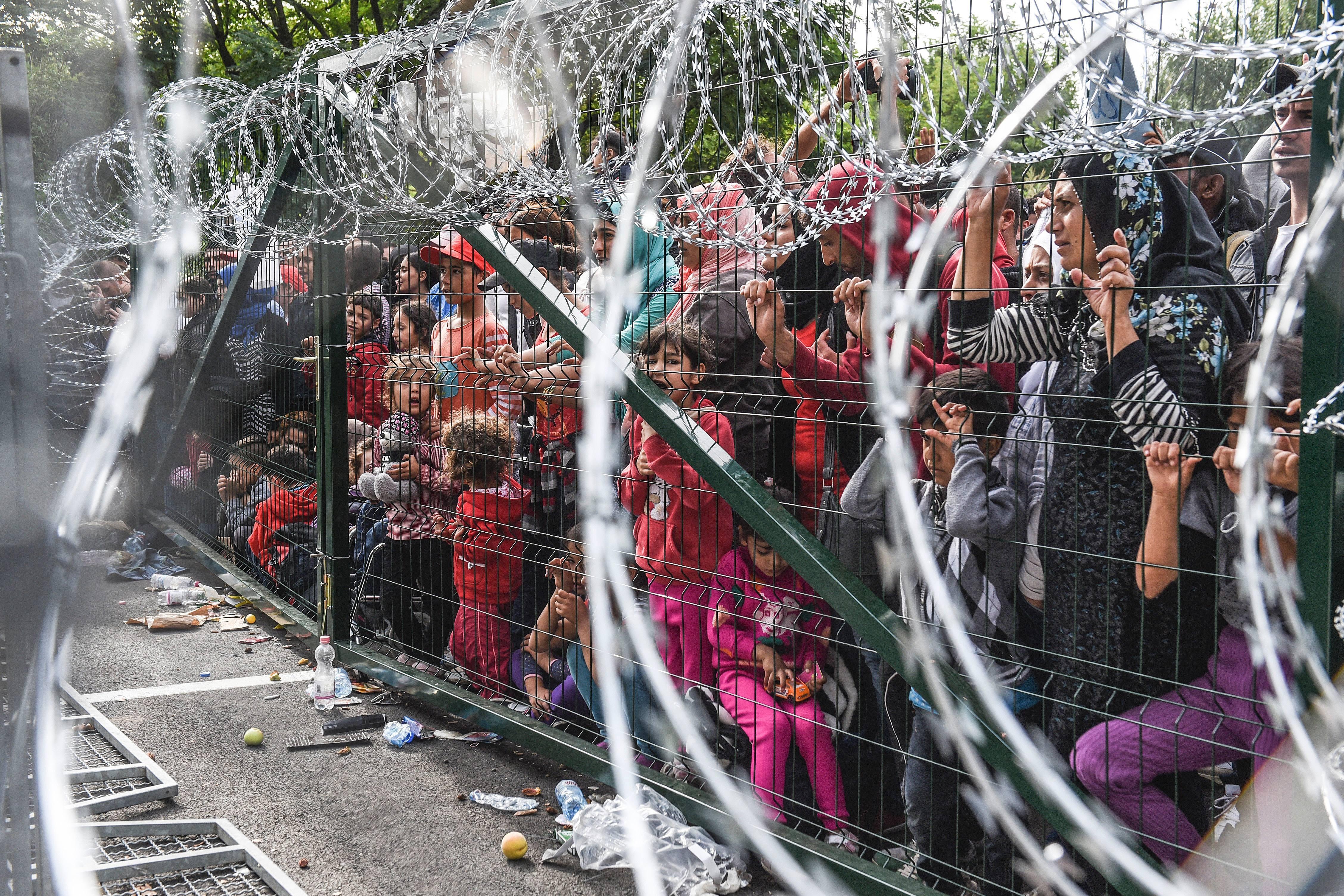 schengen refugees