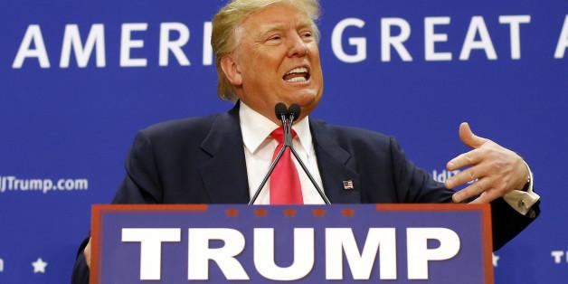Donald Trump a notamment bâti son succès dans les sondages en visant la communauté musulmane, accusée de représenter une menace intérieure pour la sécurité des États-Unis. Crédit : AP
