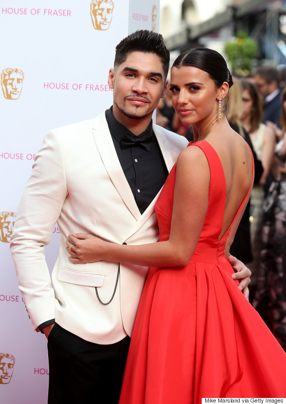 lucy mecklenburgh louis smith