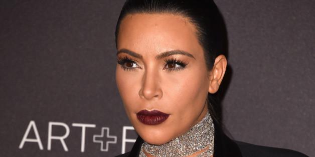 Kim Kardashian West jetzt als Stripperin