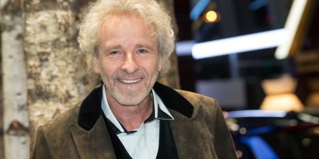Der Moderator und Entertainer Thomas Gottschalk Ende 2015
