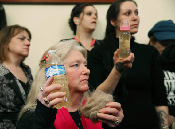 flint water crisis hearings