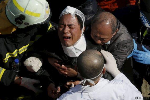 rescate herido
