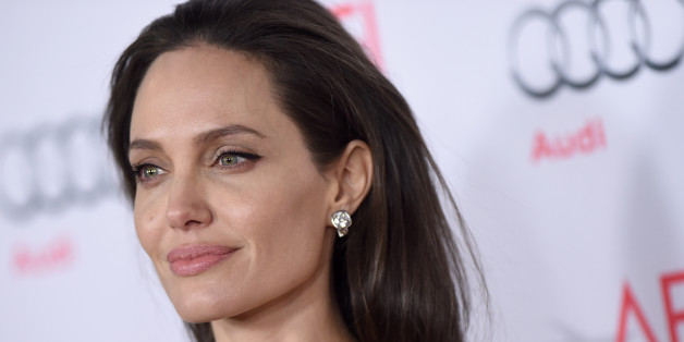 HOLLYWOOD, CA - NOVEMBER 05:  Actress/director Angelina Jolie arrives at the AFI FEST 2015 presented by Audi Opening Night Gala Premiere of Universal Pictures' 'By The Sea' at TCL Chinese 6 Theatres on November 5, 2015 in Hollywood, California.  (Photo by Axelle/Bauer-Griffin/FilmMagic)
