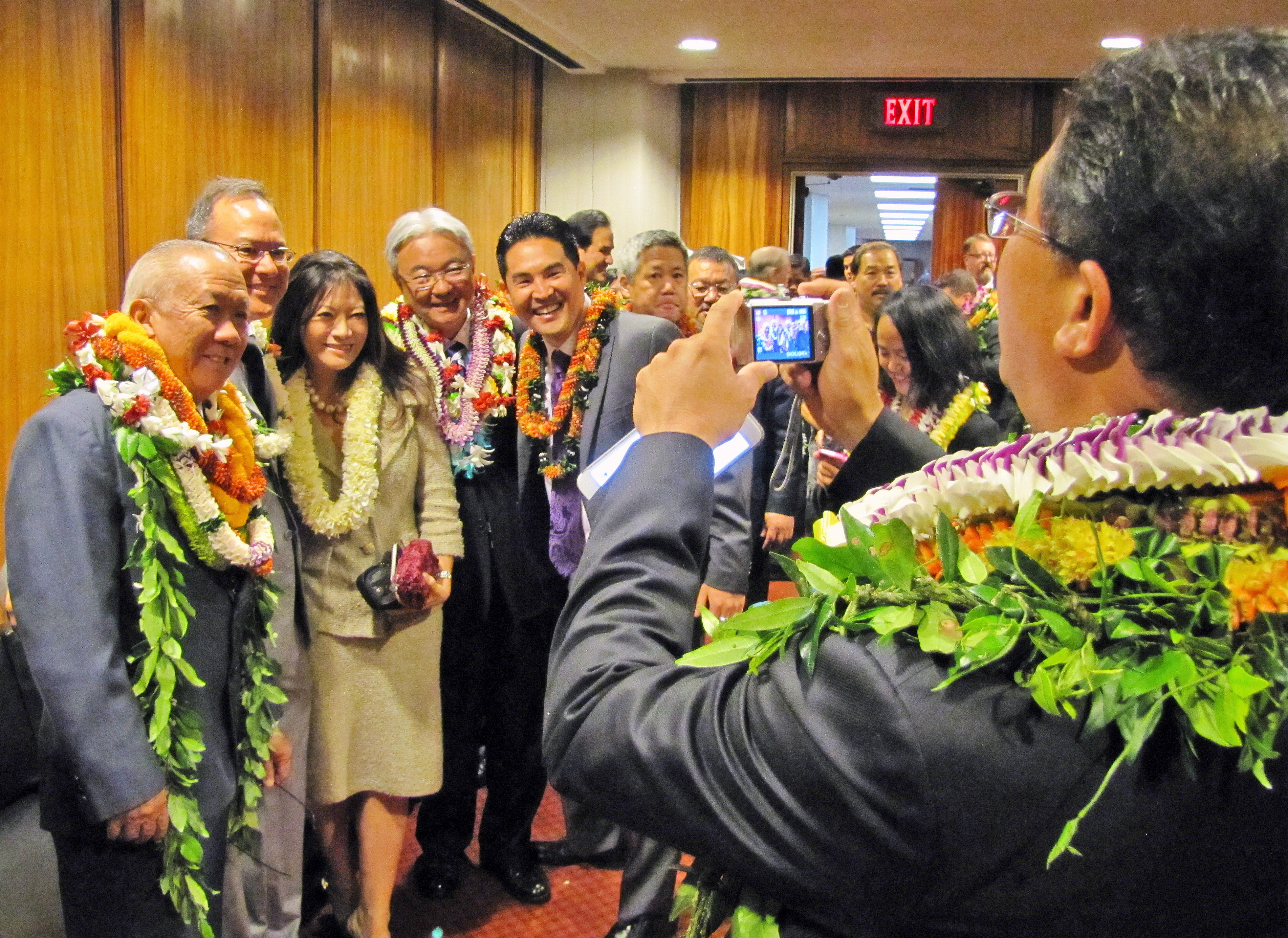 hawaii legislators