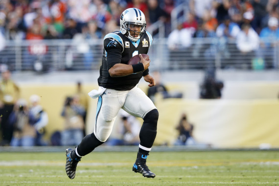 super bowl 50 cam newton