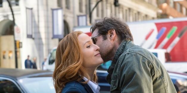 """Scully und Mulder treffen sich wieder - """"Akte X"""" ist zurück"""