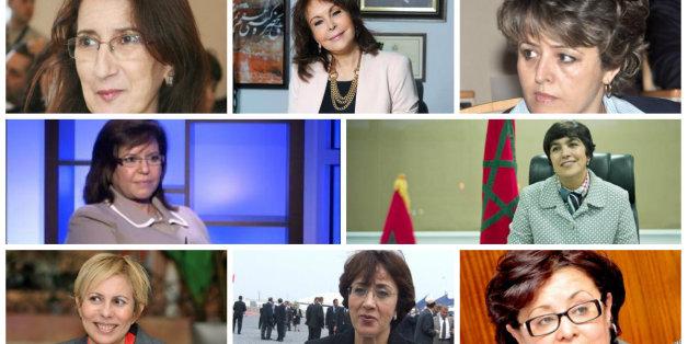 Les 8 femmes d'influence de la fonction publique marocaine