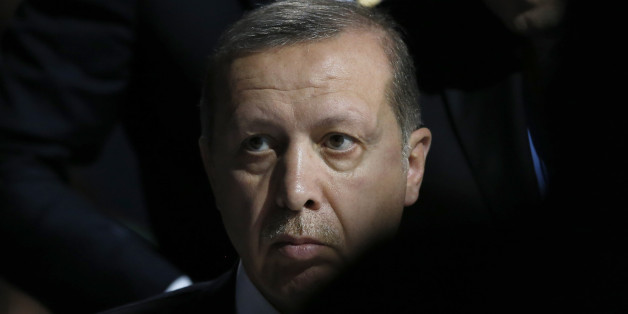 Die Kanzlerin trifft in Ankara auf den türkischen Präsidenten Recep Tayyip Erdogan